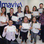 Turma 45 do Curso Facilitador Coach foi realizada na Almaviva do Brasil em São Paulo